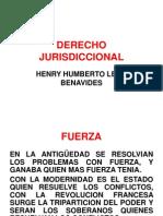 Derecho Jurisdiccional (1)