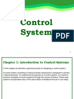 Control System Lesson 1