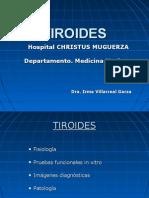 24. 14AbrDraVillarrealCUATRO Medicina Nuclear-TIROIDESa