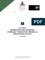 Processing Plant Tank Design