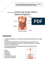 Aula 10 - Medicamentos Que Atuam Sobre o Sistema Digestivo
