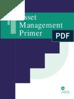 Asset Management Primer