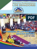 Ley General de Las Personas Adultas Mayores