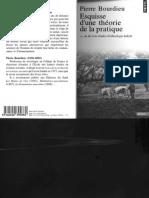 142487106 Esquisse d Une Theorie de La Pratique