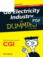 GB Elecricity Industry for Dummies