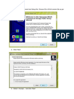 RSoft v 2013_12 Component Tool Installation
