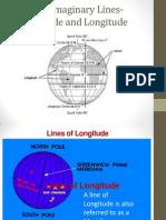 Lines of Longitude ppt for children