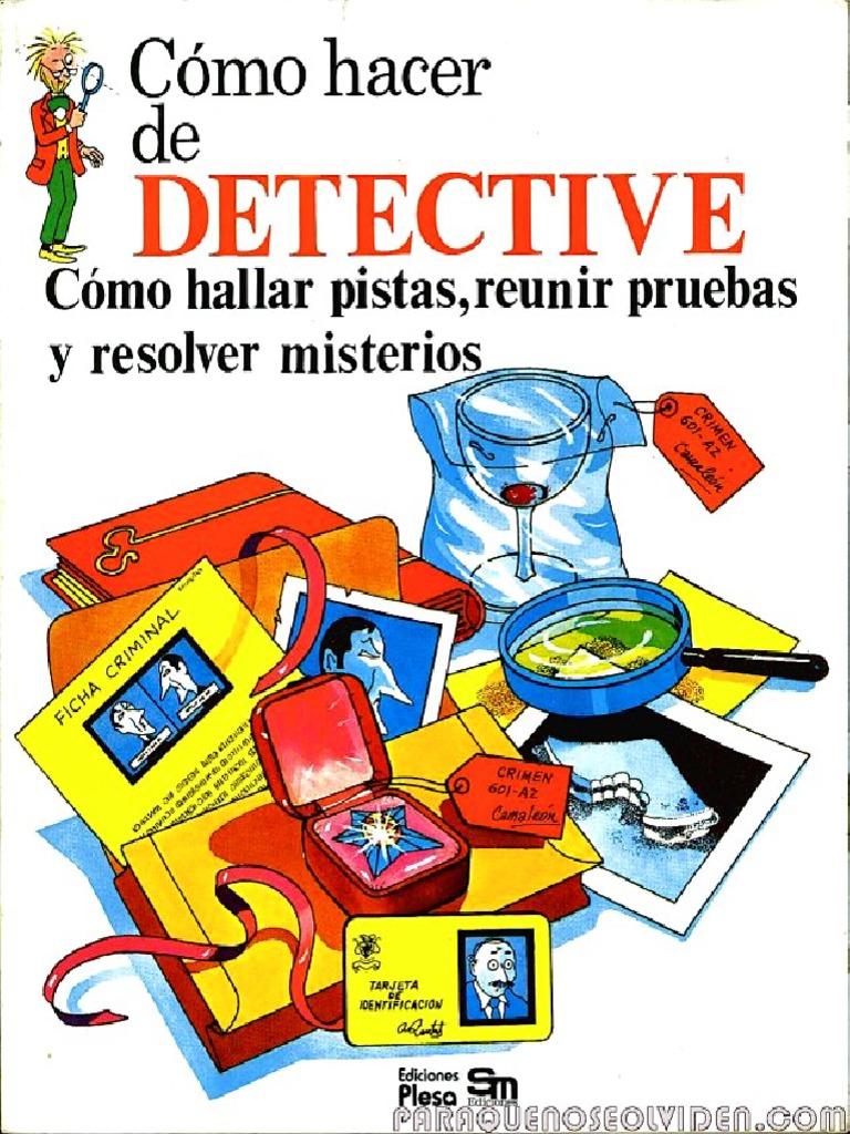 Como Hacer de Detective