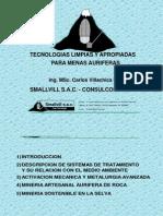 Tecnologias Limpias Y Apropiadas Para Menas Auriferas.pdf