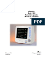 39179B005 Op Manual 8100E(1)(P) Spanish Rev1