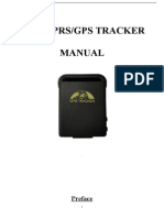 GPS102-B User Manual
