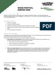 Tickets and Publicity Handbook
