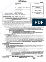 KEYES v BOWEN (APPEAL) - APPELLANT'S NOTICE DESIGNATING RECORD -DefaultDMS