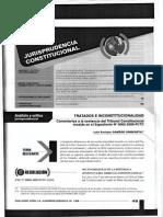 Tratados e Inconstitucionalidad