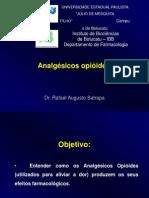Enf - Analgesicos Opioides
