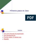 Fun Inf 03 Primeros Pasos en Java