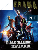 Guardianes de la Galaxia - Revista Cinerama
