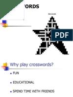 PPT Crossword