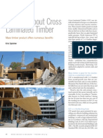 6 Truths About Cross Laminated Lumber