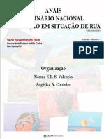 Anais Do Seminario UFSCAR