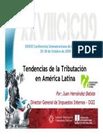TendenciasTributaciónAméricaLatina