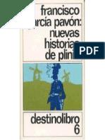 Garcia Pavon, Francisco - Nuevas Historias de Plinio