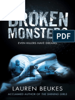Broken Monsters, by Lauren Beukes - Extract