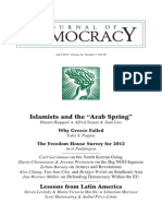 "Haqqani-Islamists and the ""Arab Spring"""