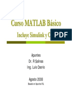 Transparencias MATLAB SL 2008
