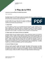 Código Fair Play Fifa