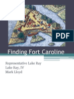 Fort Caroline Presentation