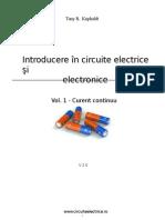 Introducere în circuite electrice şi electronice, Vol 1 - Curent Continuu