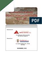 01 PLANEAMIENTO DE MINADO UEA BETA 1 - 2009  AÑO 2013-COM.pdf