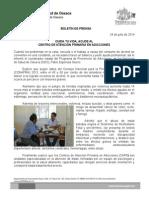 24 de julio de 2014_CUIDA TU VIDA, ACUDE AL CENTRO DE ATENCIÓN PRIMARIA EN ADICCIONES