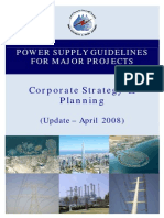 DEWA-Major Project Guidelines2008