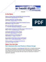 Cooler Heads Digest 25 July 2014