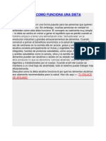 Dieta alcalina bajar de peso - dieta alcalina pdf