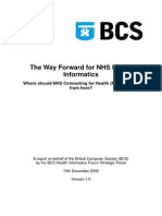 BCS HIF Report