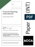 Acca Paper f7 Dec2008-q