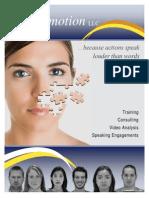 brochura visualemotion