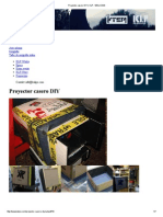 Proyector Casero DIY _ KLP - WELKOME