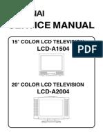 LCD-A1504_A2004(L4100_4200EA)_Service_Manual