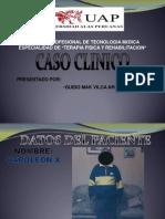Caso Clinico - Metodo de Reeducacion Neurologica en Adultos - Uap
