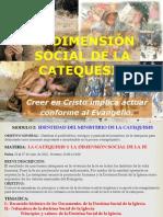Dimensión Social de la Catequesis