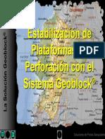 Ensayos en Plataformas de Perforacion Con Geoblock