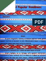 Costumul Popular Românesc