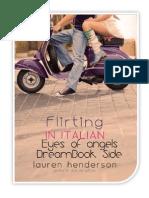 Flirting n Italian - Lauren Henderson