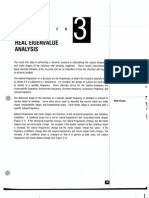 Chp t 3 Real Eigenvalue Analysis