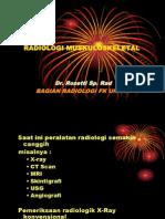 Radiologi Muskuloskeletal Blok