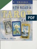 21-Ways Read Tarot